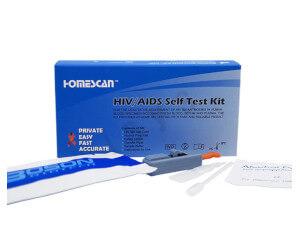 HIV検査キット