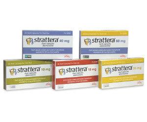 ストラテラ