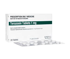 テラゾシン(アクタビス)
